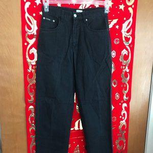 Calvin Klein Black Jeans (Juniors - Size 3)